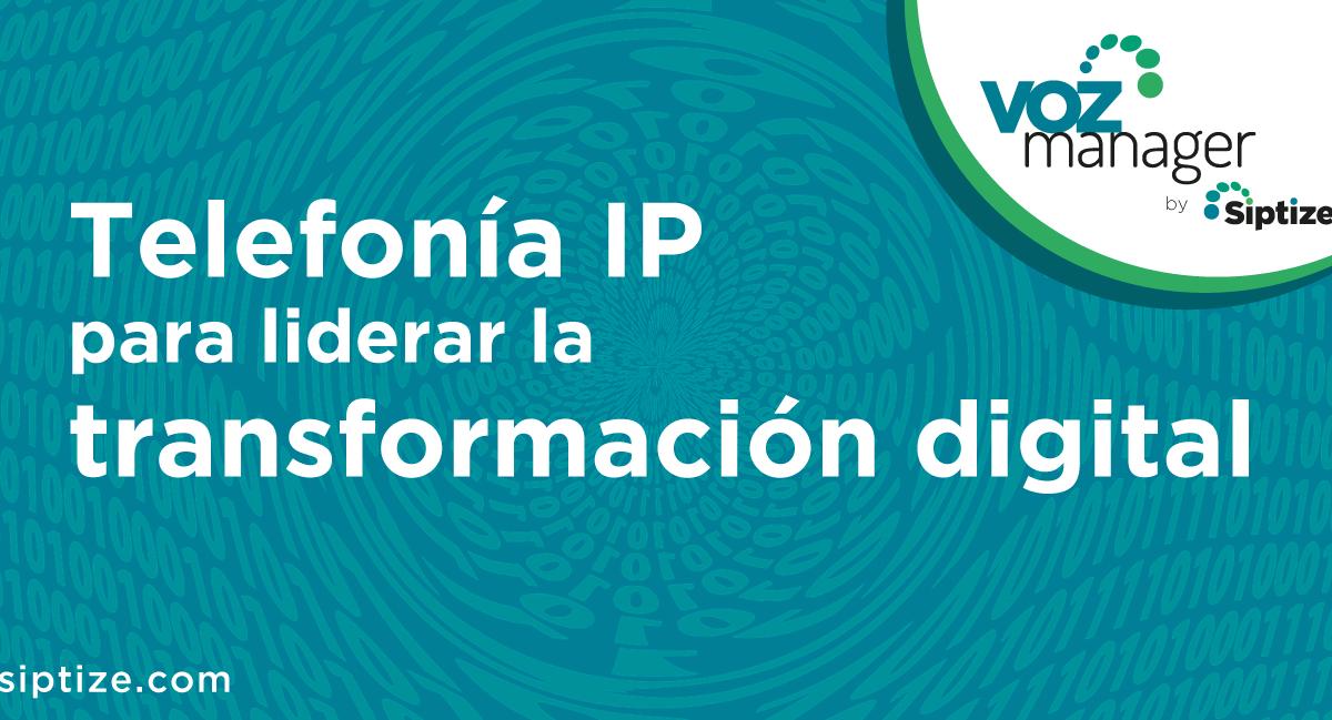 Telefonía IP Transformacion_Digital