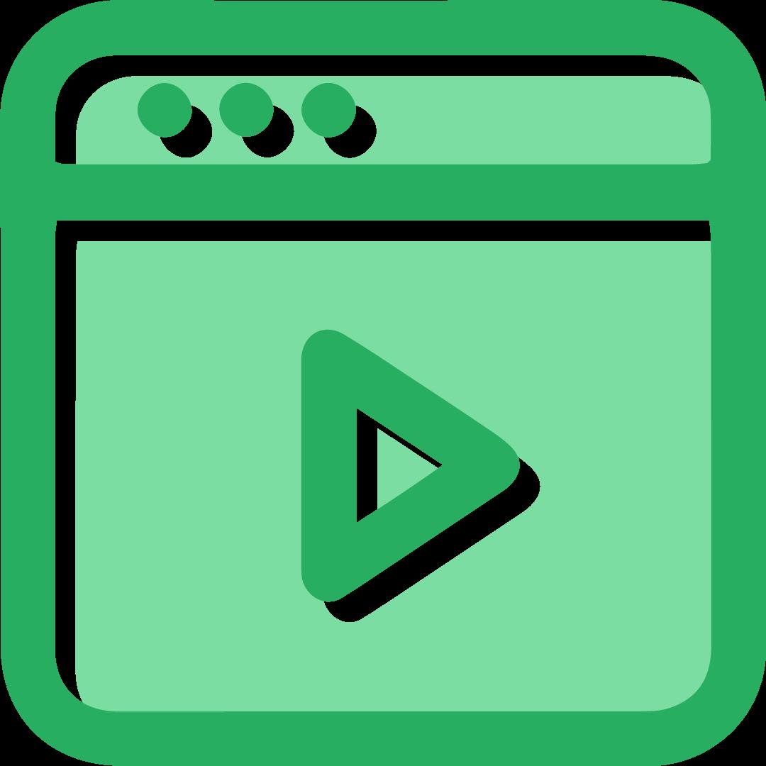 Vídeos - Recursos de marketing